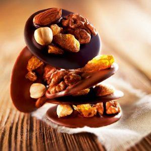 Čokoláda- belgické pralinky