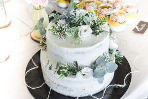 svadobný cake bar