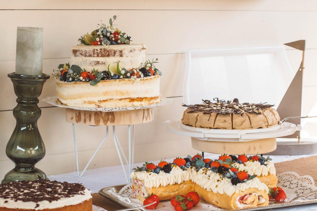 svadobny cake bar